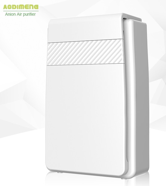 2018 Latest Portable Electric Negative Ion HEPA Air Purifier for Home