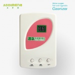 400mg/h home used Ozone Generator for vegetable and fruit sterilizer with CE Certificate